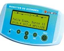 Monitor de Siembra 12 Lineas Instalado EFE y EFE