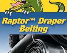 Lonas para Draper Americana Wcco/raptor Tambien por MT U$105