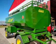 Acoplados Tanque Conese de 8000 Litros