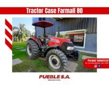 Tractor Case Farmall 80 4wd - Plan Cheque -