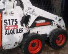 Minicargadora Bodcat S175 Exelente