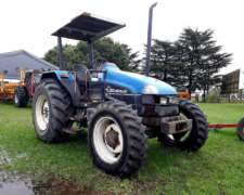 New Holland TL 80 Doble Traccion C/tres Puntos