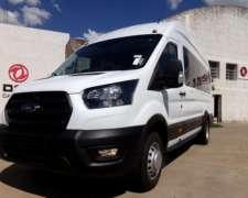 Transit Minibus 17+1 0km MY20 Patentada. Orio Hnos