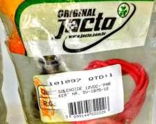Solenoide Parker 12v para Jacto Uniport 2500