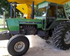 Deutz AX 120 HP Excelente Estado