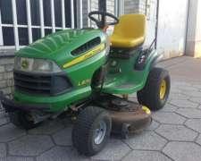 Tractor Corta Césped, John Deere La135
