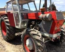 Tractor Zetor Doble Tracción 8045