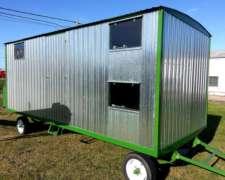 Casilla Rural Nueva de 4 Camas 5,40 X 2,20 Disponible Oferta