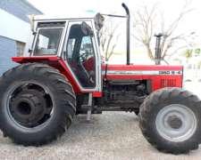 Tractor Massey Ferguson 1360 Doble Traccion