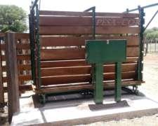 Báscula Para Hacienda Mecánica 1.500 Kg