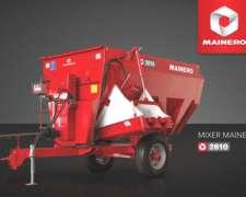 Mezclador Distribuidor De Raciones 2810-2910 - Mainero