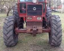 Tractor Fiat 1580 DT con Problemas de Motor
