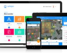Optiagro - Planificación, Optimización y Control de Campos