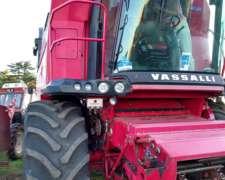 Vassalli AX 7500 Lider año 2013 Impecable