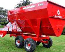 Mixer Mainero 2810 - 2911 - 2921 - Condiciones Especiales
