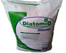 Insecticida Orgánico 20 Kgs Diatomid Mosca De Los Cuernos