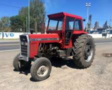Massey Ferguson 1195s Año 1986, Cabina, Rodado 38