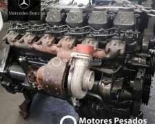 Motor Mercedes Benz 1938 - OM 447 - 380 HP