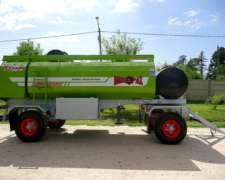 Acoplado Tanque Combinado de 5000 Lts