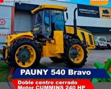 Tractor Pauny 540 Bravo