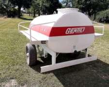 Cisterna Gentili de 1500 L Disponible