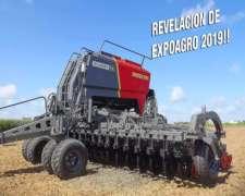 Sembradora Indecar AIR Drill NEO Nueva