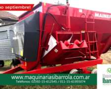 Mixer Horizontal Mainero 2911 NO Muele el Rollo