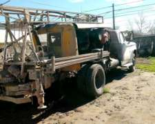 Camión De Perforación De Agua