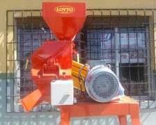 Moledora de Granos Nº5 Electrica 4000kg/h