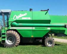 Cosechadora Deutz Optima 550