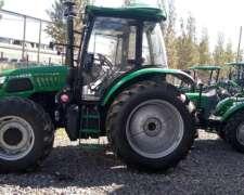 Tractor Chery 130 HP Tipo Deutz