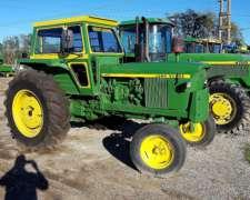 Tractor John Deere 4420, Tracción Simple, muy Bueno, 1979