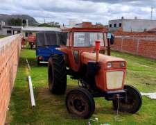 Tractor Agrícola Fiat 700