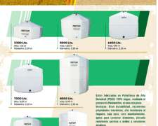 Tanques Plásticos Rotor para Todo Tipo de Liquidos