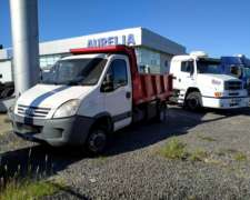 2012 Iveco Daily 55c17 con Chasis Volcador Bianchi