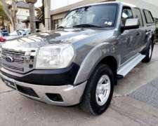 Camioneta Ford Ranger 4X2 2010