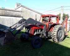 Mf 1195 con Pala y Retro