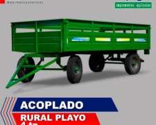 Acoplado Rural Playo Impagro