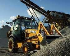 Retroexcavadora Case 580n Industria Argentina