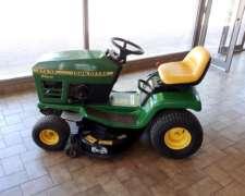 Tractor Jardín J.d. STX38