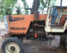 Tractor Zanello 220 120 Hp