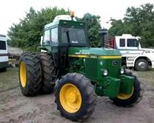 John Deere 3140 4wd, 160 HP