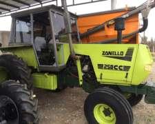 Tractor Zanello 250c Reparado