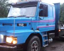 Scania 112, 6X4 con Reductor Doble