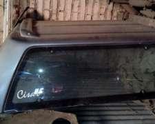 Cupula para Camioneta Semi Nueva Izuzu o Similar