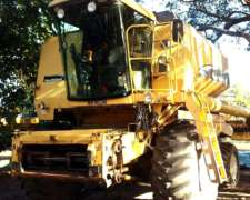 Cosechadora New Holland Tc 59
