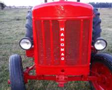 Tractor Hanomag R-55 -impecable-