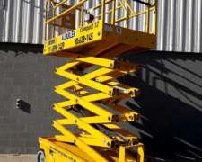 Plataforma Elevadora Tijera 12m Haulotte