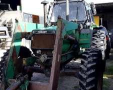 Tractor Deutz 4.100, con Pala Tatu, Tres Puntos y Pinche