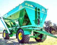 Acoplado Tolva para Semillas y Fertilizantes Modelo ATF 05